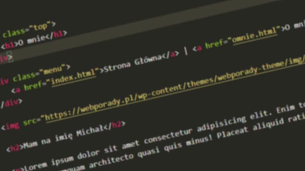 Darmowy edytor HTML – 4 popularne programy