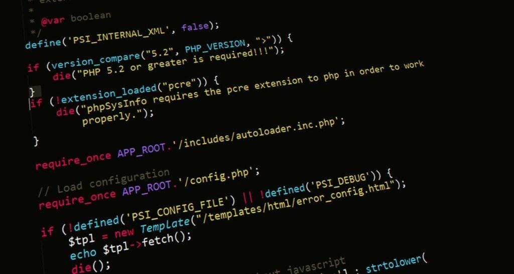 Podstawy języka PHP - czego warto się nauczyć i gdzie zacząć?
