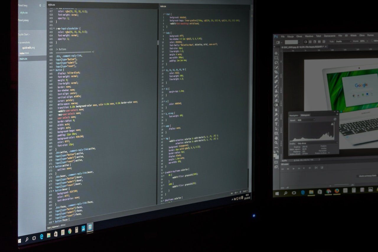 Monitory do programowania