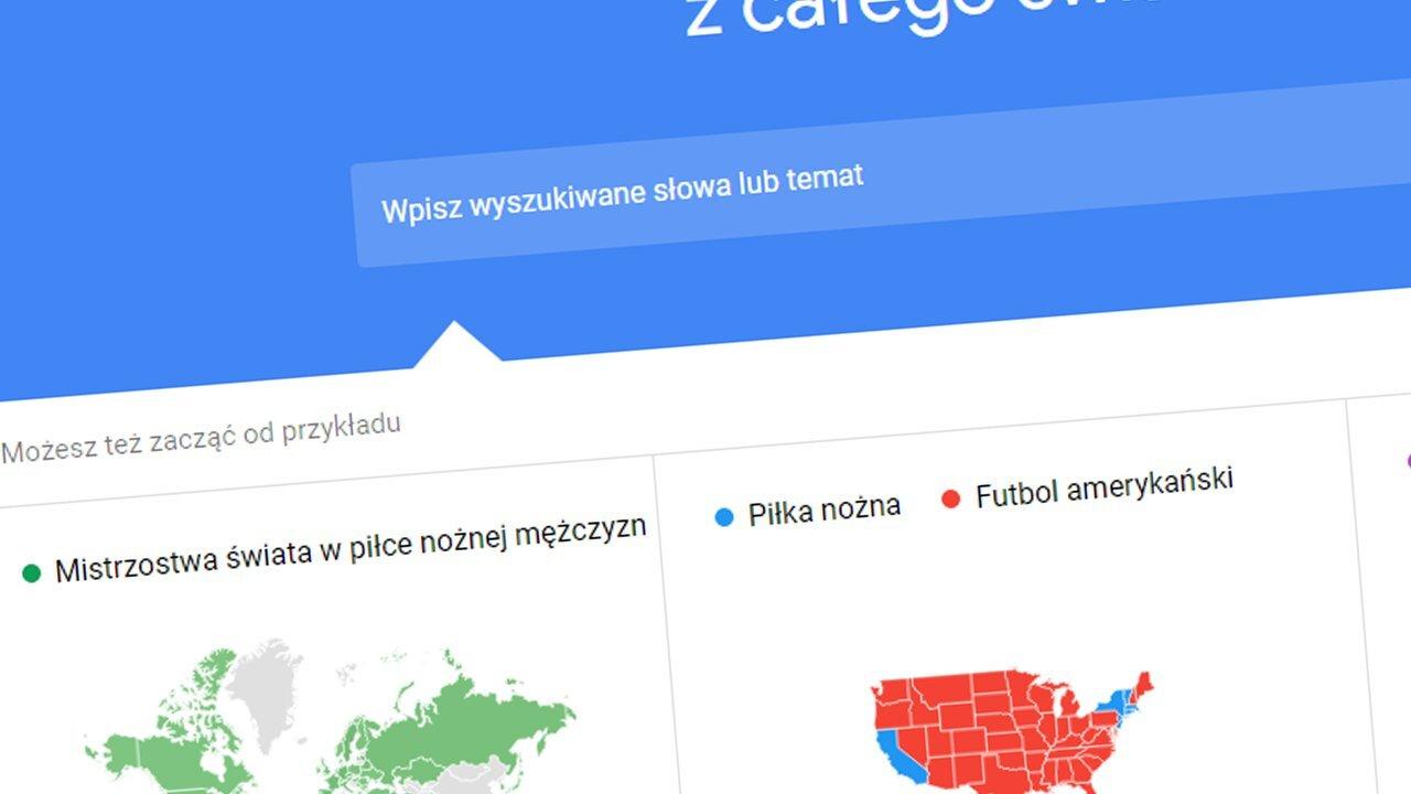 Trendy Google